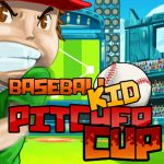 Baseball kid Pitcher cup