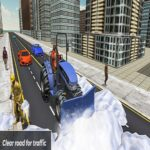 Grand Snow Clean Road Driving Simulator 19