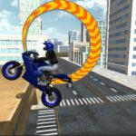 Moto City Stunt
