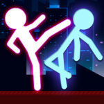 Stickman Ultimate Street Fighter 3D