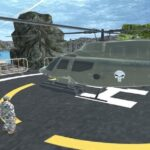 US Army Prisoner Transport Game 3D